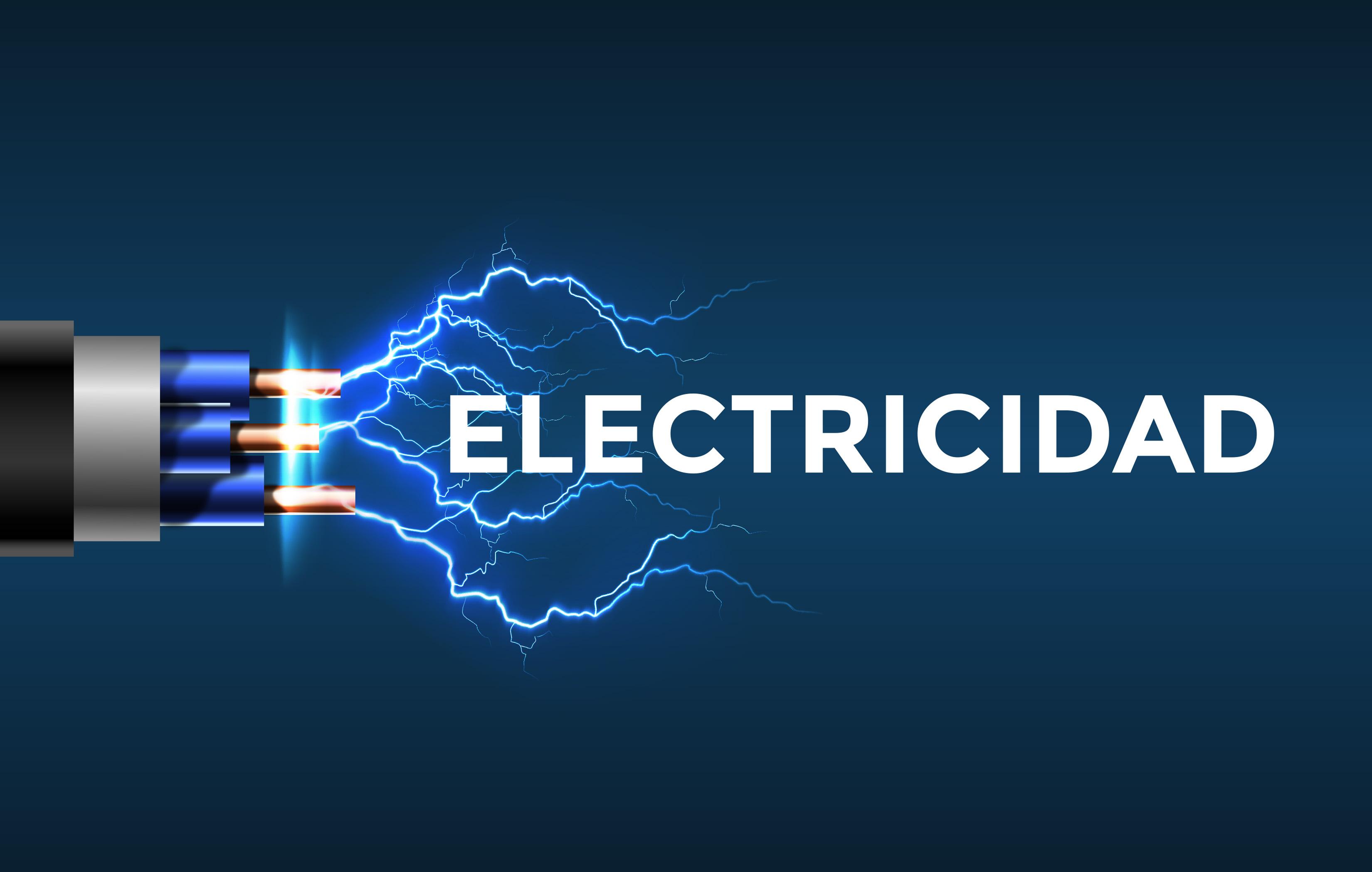 Resultado de imagen de electricidad