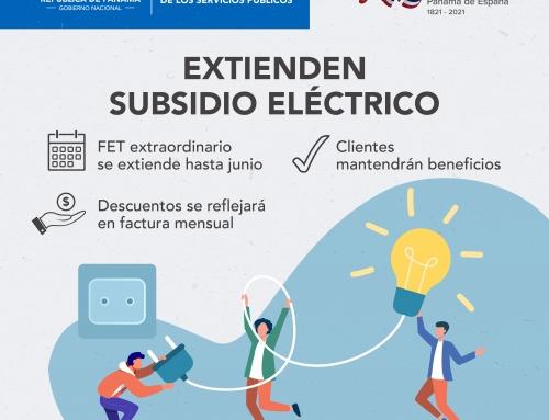 FET EXTRAORDINARIO SE EXTENDERÁ HASTA JUNIO